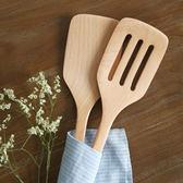 天然櫸木鍋鏟 不粘鍋專用鏟子 廚具 炒菜鏟子 日式木鏟子