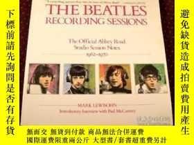 二手書博民逛書店The罕見Beatles Recording SessionsY256260 Mark Lewisohn Ha