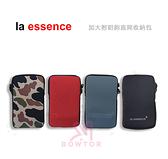 光華商場。包你個頭【la essence】LE-9805L 5~6吋手機袋 防震抗摔 潛水衣布 附掛勾