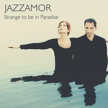 爵士戀人樂團 天堂彼端 CD Jazzamor Strange To Be In Paradise 免運 (購潮8)