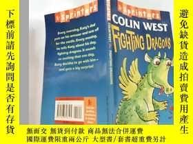 二手書博民逛書店fighting罕見dragons:戰 龍Y200392 不祥 不祥