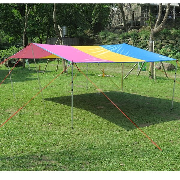 ADISI 天幕帳AT15085 /城市綠洲 (天幕帳、露營、戶外休閒、抗UV、遮陽)
