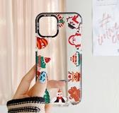 iPhone 8 7 Plus SE2 手機殼 透明軟殼 矽膠防摔保護套 簡約小清新 保護殼 聖誕 i8 i7 i6 iPhone8
