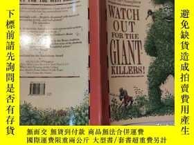 二手書博民逛書店watch罕見out for the giant killers! 小心巨型殺手!Y200392