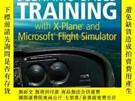 二手書博民逛書店Scenario-Based罕見Training with X-Plane and Microsoft Fligh