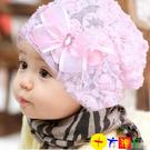 韓版花朵造型寶寶帽  【十方佛教文物】