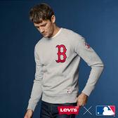 大學T 男裝 / LEVI'S® X MLB波士頓紅襪 / 限量聯名