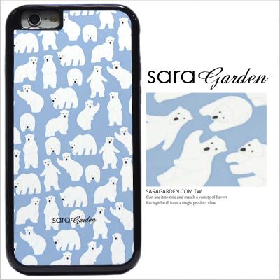 客製化手機殼 軟膠 iPhone 6 6S Plus 防摔殼 北極熊 光盾