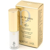 【專櫃即期品】肌膚之鑰 無齡光采防曬護唇膏SPF30PA+++(4g)-2021.11《jmake Beauty 就愛水》