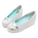PLAYBOY 走不累Gorgeous增高娃娃鞋-白(Y7297)