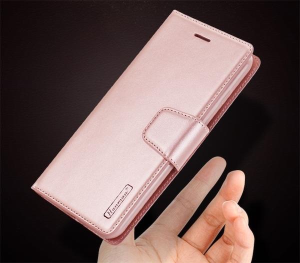 【萌萌噠】HTC Desire 21 pro 5G (6.7吋) 韓曼小羊皮側翻皮套 帶磁扣 帶支架 插卡 全包矽膠軟殼 皮套