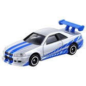 【TOMICA】玩命關頭 SKYLINE GT-R No.150 (TM59587)