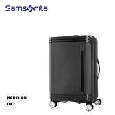 特價 Samsonite 新秀麗【HARTLAN DX7】25吋行李箱 PP耐磨 精緻內裝 霧面防刮 飛機輪