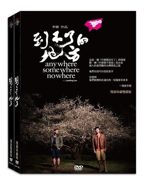 到不了的地方 導演珍藏雙碟版 DVD 免運 Anywhere, Somewhere, Nowhere (音樂影片購)