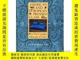 二手書博民逛書店American罕見and European Pressed G