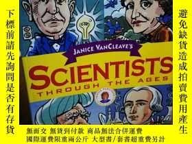 二手書博民逛書店Janice罕見VanCleave s Scientists T
