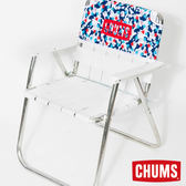 CHUMS 美國製 CHUMS露營椅 腳丫迷彩 CH621130Z073
