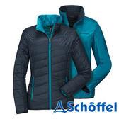 德國 SCHOFFEL 女 防風保暖 雙面外套 深藍 2011157