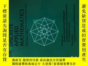 二手書博民逛書店Discrete罕見Applied Mathematics (Journal) PART2 10 01 2017