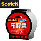 3M 2048W Scotch強力防水布膠帶48mm x15y(白色) / 個