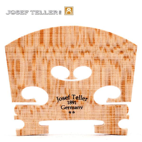 【小叮噹的店】德國原裝 Josef Teller 法式 小提琴 二顆星 琴橋 JTV52 公司貨