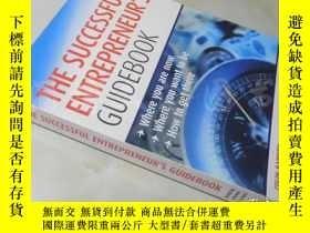 二手書博民逛書店The罕見Successful Entrepreneur s Guidebook【16开 英文原版】Y1647