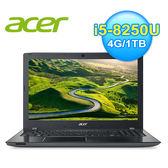 【Acer 宏碁】Aspire E E5-576G-54T6 15.6吋時尚效能筆電 經典黑【加贈木質音箱】