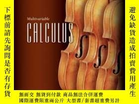 二手書博民逛書店Multivariable罕見Calculus, International Metric EditionY2