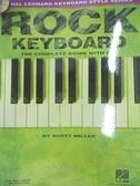 【書寶二手書T8/原文小說_DW6】Rock Keyboard: Complete Guide_Miller, Scott/ Downing, Doug (EDT)