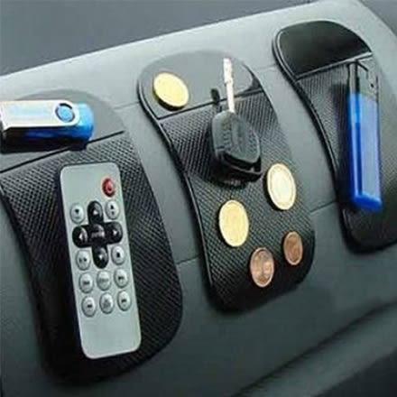 汽車防滑墊 車用防滑貼 果凍魔力墊 手機止滑墊 (隨機出貨不挑款) (購潮8)