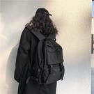書包女中學生2021年新款高中生大容量結實韓版原宿ulzzang街頭潮 印象家品