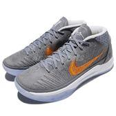 【六折特賣】 Nike 籃球鞋 Kobe A.D. EP 灰 黃 中筒 冰底 運動鞋 AD 男鞋【PUMP306】 922484-005