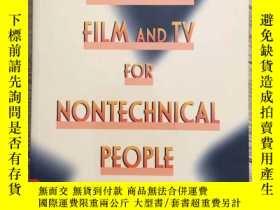 二手書博民逛書店technical罕見film and tv for nonte