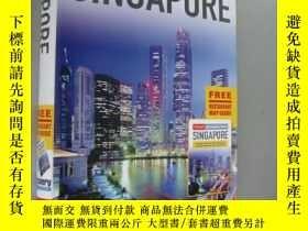 二手書博民逛書店(Insight罕見Guides) SINGAPORE 精美圖文