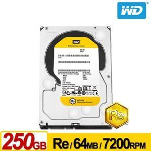 【綠蔭-免運】WD2503ABYZ 企業級Re 250GB 3.5吋SATA硬碟