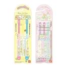 日本 BANDAI 萬代 角落生物兒童牙刷3入組 (6~12歲用) 兒童牙刷 牙刷 兒童用
