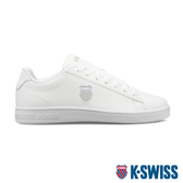 【超取】K-SWISS Court Shield時尚運動鞋-男-白
