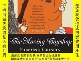 二手書博民逛書店The罕見Moving ToyshopY256260 Edmund Crispin Vintage Books