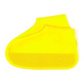 防水鞋套 19-00036 矽膠鞋套.防水.鞋套.雨具.雨鞋.雨衣.登山.機車.下雨.防雨鞋套 (顏色隨機出貨)
