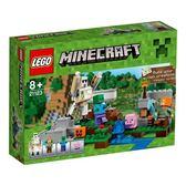 LEGO 樂高 Minecraft The Iron Golem 21123