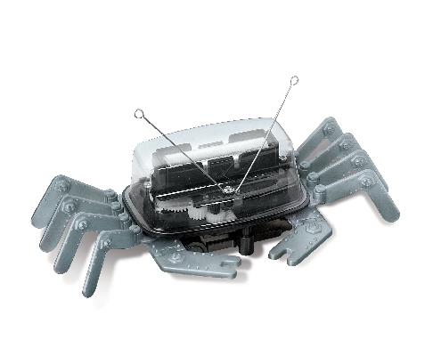 螃蟹機器人 Table Top Robot  讓他在你的桌上橫行霸道