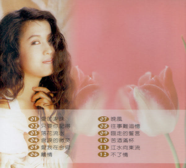 香檳金曲 流行典藏版 第5輯 CD 主唱:張舒娟 (音樂影片購)