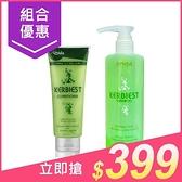 Amida 葉綠素超值組(洗髮精500g+護髮調理素200ml)【小三美日】組合價