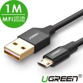 現貨Water3F綠聯 1M Micro USB雙面可插傳輸線