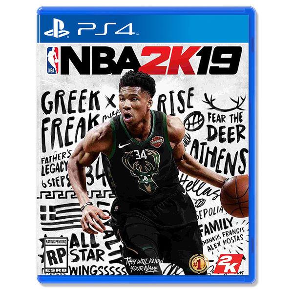 PS4 NBA 2K19《中文版》