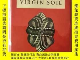 二手書博民逛書店英譯罕見《處女地》 VIRGIN SOILY186875 屠格涅