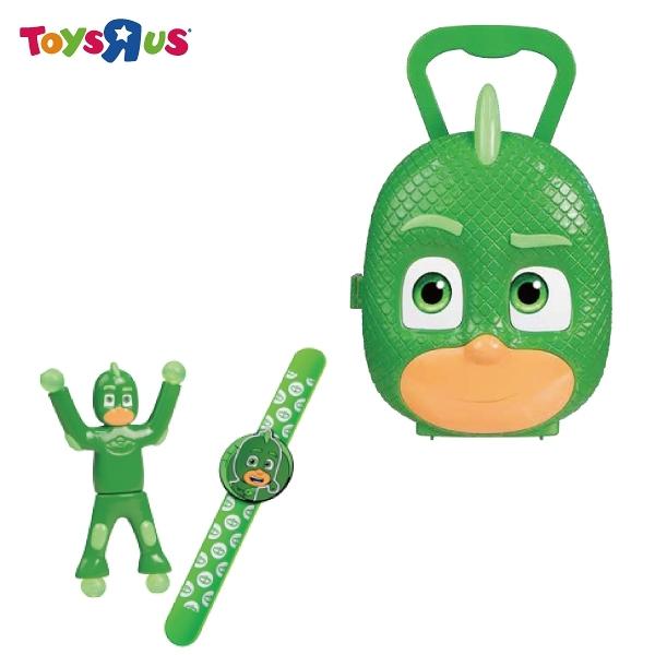 玩具反斗城  PJ MASKS飛壁俠變裝組