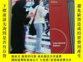 二手書博民逛書店Business罕見Ethics: A Textbook with Cases 7th editionY396