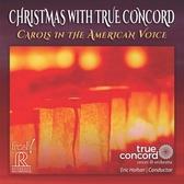 【停看聽音響唱片】【CD】美國聖誕頌歌 艾瑞克.荷頓 指揮 真實和諧人聲與管弦樂團