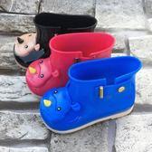 618好康又一發兒童雨鞋中筒防滑寶寶雨靴 男女童春秋小孩水鞋 日本輕便防滑膠鞋